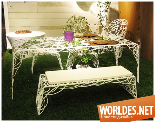 дизайн мебели, дизайн садовой мебели, дизайн мебели для сада, мебель, садовая мебель, мебель для сада, современная мебель, красивая мебель для сада
