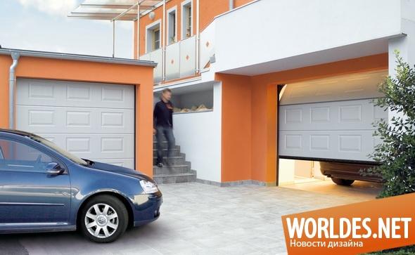 декоративный дизайн, декоративный дизайн ворот, ворота, гаражные ворота, ворота для гаража, секционные ворота, секционные гаражные ворота