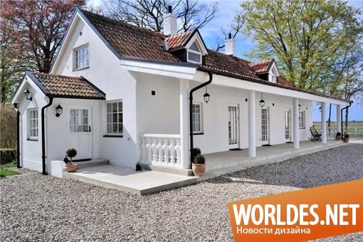 архитектурный дизайн, архитектурный дизайн дома, дизайн дома, дизайн замечательного дома, дом, современный дом, оригинальный дом, сельский дом, дом в романтичном стиле, сельский дом в романтичном стиле