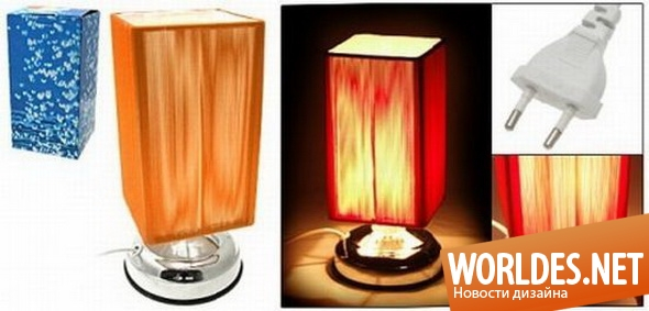 декоративный дизайн, декоративный дизайн ламп, дизайн современных ламп, лампы, современные лампы, оригинальные лампы, практичные лампы, сенсорные лампы, ароматические лампы, многофункциональные лампы, ночные лампы, светильники