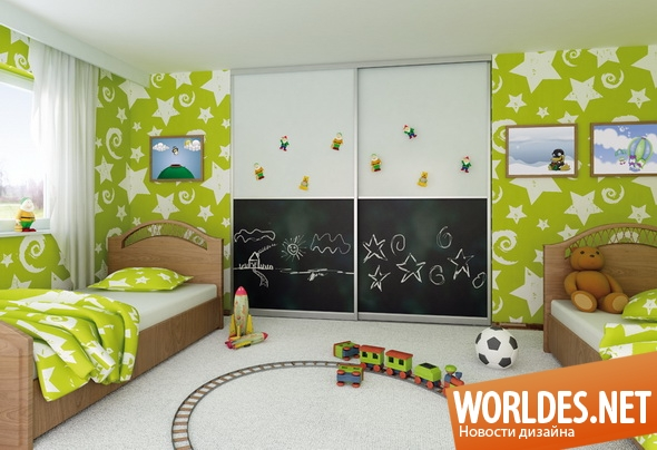 дизайн мебели, дизайн шкафов, шкаф, шкафы, шкафы для детских комнат, шкаф для детской комнаты, детская комната, современные шкафы, красочные шкафы, яркие шкафы