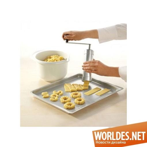 дизайн аксессуаров, дизайн аксессуаров для кухни, дизайн кухонных аксессуаров, дизайн шприца для теста, шприц для теста, шприц для печенья, практичный кухонный шприц, кухонный шприц