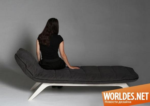 дизайн мебели, дизайн софы, дизайн дивана, диван, софа, софа на одного человека, современная софа, практичная софа, практичный диван