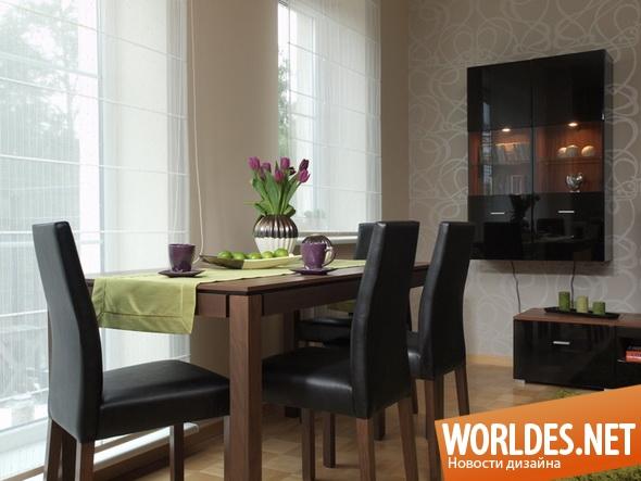 дизайн мебели, мебель, современная мебель, мебель для столовой, современная мебель для столовой