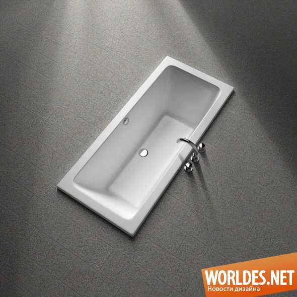 дизайн ванной комнаты, дизайн ванной, дизайн ванны, ванна, ванная комната, оригинальная ванна, ванна, встроенная в пол