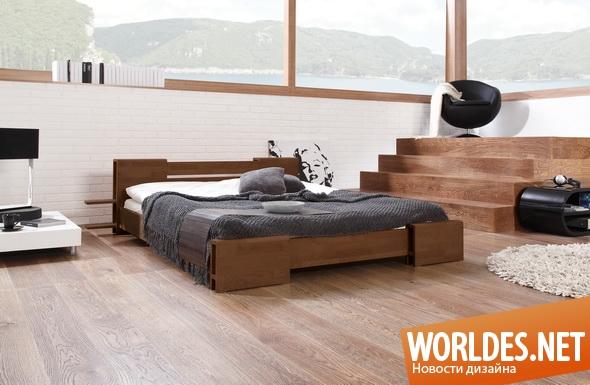дизайн мебели, дизайн кровати, кровать, кровати, деревянные кровати, современные кровати, стильные кровати, современные деревянные кровати