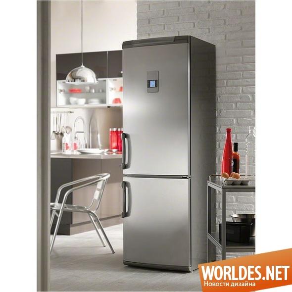 дизайн бытовой техники, дизайн холодильников, бытовая техника, современная бытовая техника, холодильники, современные холодильники, многофункциональные холодильники