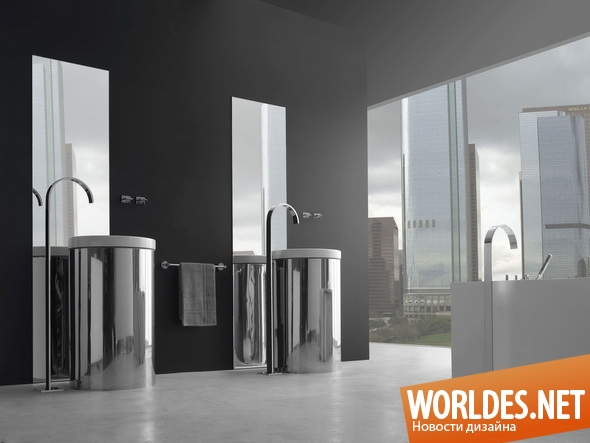 дизайн ванной комнаты, дизайн кранов для ванной комнаты, дизайн смесителей для ванной комнаты, краны, смесители, краны для ванной комнаты, современные краны для ванной комнаты, модернистские краны, современные краны, красивые краны