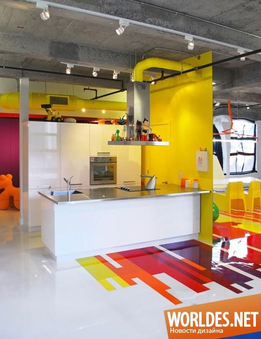 дизайн интерьеров, дизайн интерьера, дизайн современного интерьера, интерьер, интерьер комнаты, красочные комнаты, современные комнаты