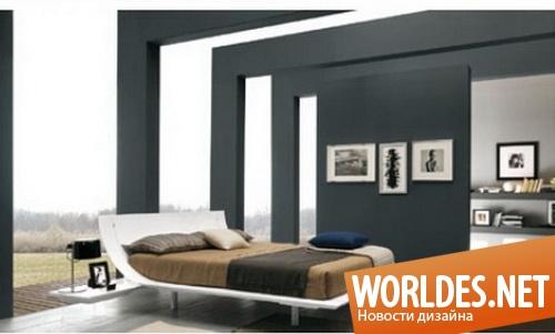 дизайн мебели, дизайн кровати, дизайн мебели для спальни, мебель, мебель для спальни, кровати, кровать, современные кровати