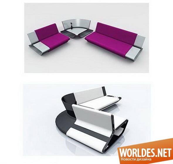 дизайн мебели, дизайн диванов, диваны, современные диваны, угловые диваны, угловая мебель, современные угловые диваны