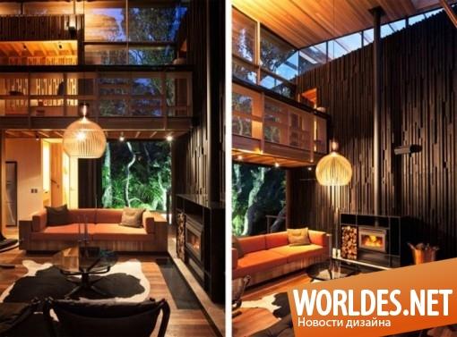 архитектурный дизайн, архитектурный дизайн дома, дизайн дома, дом, современный дом, уютный дом, большой дом, деревянный дом, дом с мансардой, загородный дом, дом с дерева, хороший дом