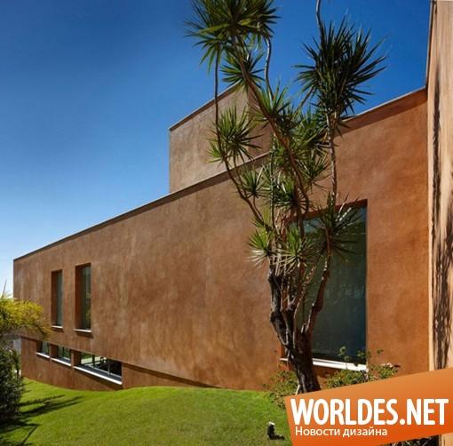 архитектурный дизайн, архитектурный дизайн дома, дизайн дома, дом, современный дом, большой дом, красивый дом, шикарный дом, роскошный дом