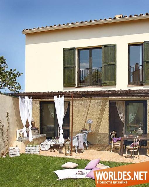 дизайн интерьеров, дизайн интерьера, дизайн интерьера дома, интерьер дома, дизайн дома, дом, современный дом, дом в деревенском стиле