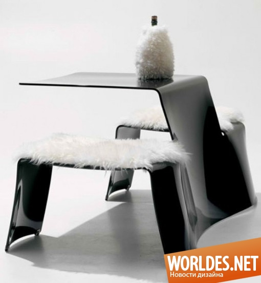 дизайн мебели, дизайн стола, стол, стол для сада, современный стол, стол со стульями, практический стол для сада, универсальный стол для сада