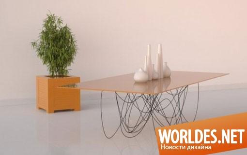 дизайн мебели, дизайн стола, дизайн обеденного стола, стол, обеденный стол, современный стол, оригинальный стол, необычный стол, современный обеденный стол, необычный обеденный стол, оригинальный обеденный стол
