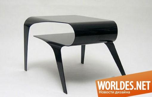 дизайн мебели, дизайн столика, столик, приставной столик, современный столик, компактный столик, удобный столик