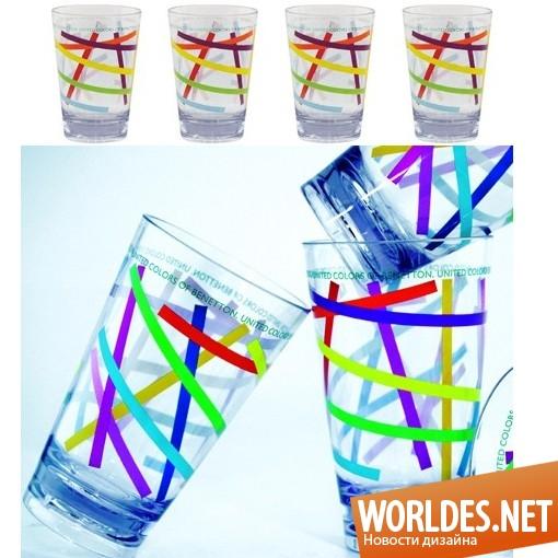 дизайн аксессуаров, дизайн аксессуаров для кухни, дизайн кухонных аксессуаров, дизайн стаканов, стаканы, современные стаканы, красочные стаканы, яркие стаканы, красивые стаканы, оригинальные стаканы