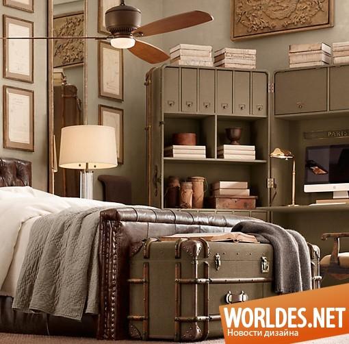 дизайн мебели, мебель, современная мебель, оригинальная мебель, практичная мебель, мебель в виде чемоданов, шкаф в виде чемодана, стол в виде чемодана, мебель с чемоданов