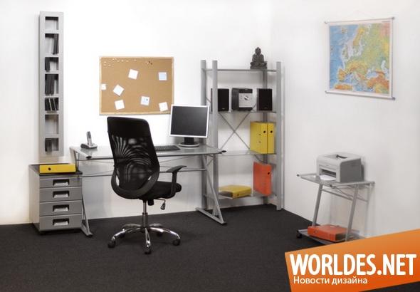 дизайн мебели, дизайн стола, дизайн письменного стола, дизайн офисной мебели, стеклянные письменные столы