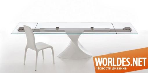дизайн мебели, дизайн стеклянной мебели, дизайн стеклянного стола, стеклянный стол, стеклянный кухонный стол, стеклянный обеденный стол