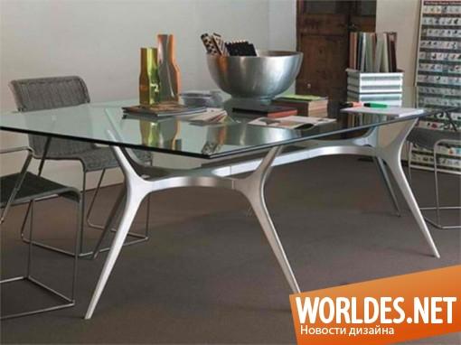 дизайн мебели, дизайн стола, дизайн оригинального стола, стол, столик, оригинальный стол, необычный стол, красивый стол, современный стол, креативный стол, стеклянный стол