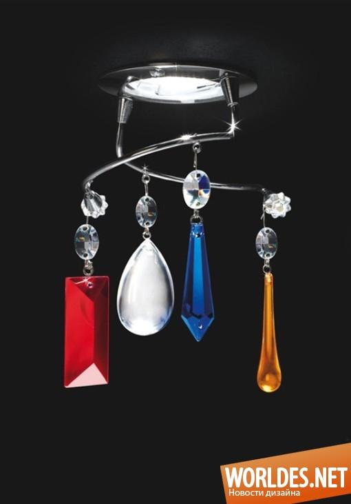 декоративный дизайн, декоративный дизайн ламп, дизайн современных ламп, лампы, современные лампы, оригинальные лампы, стильные лампы, лампы с подвесками, красивые лампы, стильные лампы с подвесками из стекла