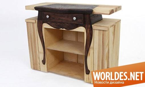 дизайн мебели, дизайн стола, дизайн кабинетного стола, стол, столик, современный стол, кабинетный стол, элитный стол, элегантный стол