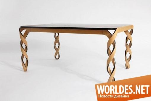 дизайн, дизайн мебели, дизайн стола, дизайн оригинального стола, стол, красивый стол, оригинальный стол, стол Watson