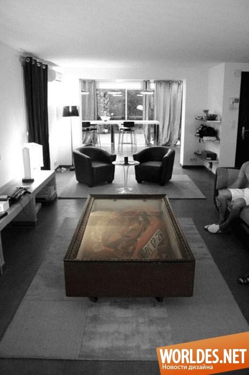 дизайн мебели, дизайн столика, столик, необычный столик, оригинальный столик, красивый столик, уникальный столик, интересный столик