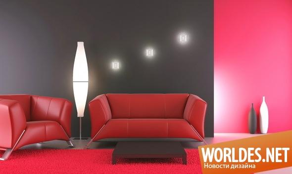 декоративный дизайн, декоративный дизайн освещения, дизайн освещения, освещение, светодиодное освещение, современное освещение, красивое освещение