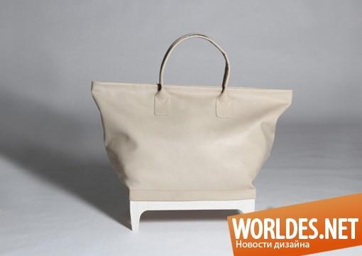 дизайн аксессуаров, дизайн сумки, сумка, необычная сумка, современная сумка, сумка для вещей, сумка для путешествий, большая сумка, практичная сумка, дорожная сумка