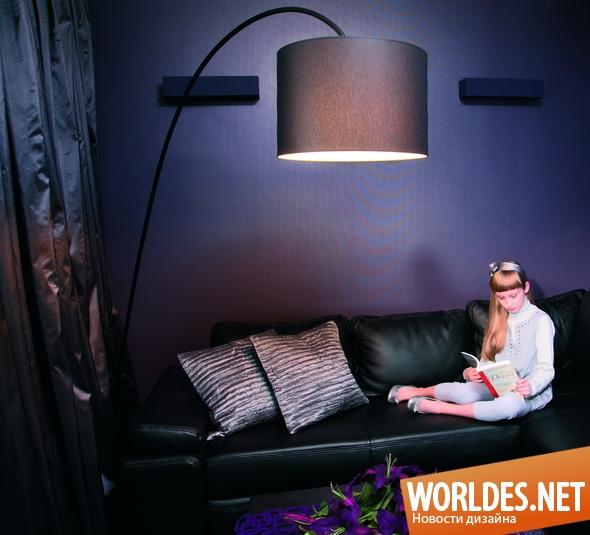 декоративный дизайн, декоративный дизайн освещения, дизайн освещения, дизайн ламп, дизайн торшера, освещение, торшеры, современные торшеры