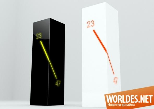 декоративный дизайн, декоративный дизайн часов, дизайн часов, часы, оригинальные часы, красивые часы, необычные часы, современные часы, трехмерные часы