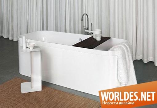 дизайн, дизайн ванной, дизайн ванной комнаты, дизайн эксклюзивной ванны, ванная комната, ванна, маленькая ванна, ванна Geo от марки Kos