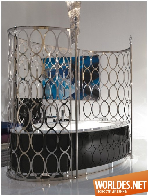 дизайн ванной комнаты, дизайн ванной, ванна, современная ванна, оригинальная ванна, необычная ванна, шикарная ванна, красивая ванна, ванна в стиле гламур, гламурная ванна