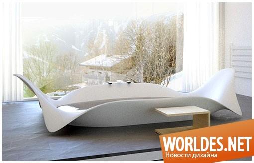 дизайн ванной комнаты, ванная комната, современная ванная комната, дизайн ванной, дизайн ванн, ванна, ванны, оригинальные ванны, современные ванны, красивые ванны