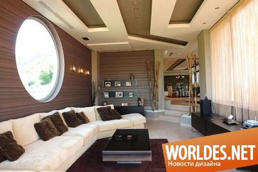 архитектурный дизайн, архитектурный дизайн виллы, вилла, современная вилла, красивая вилла, шикарная вилла, просторная вилла, особняк, современный особняк, загородная вилла