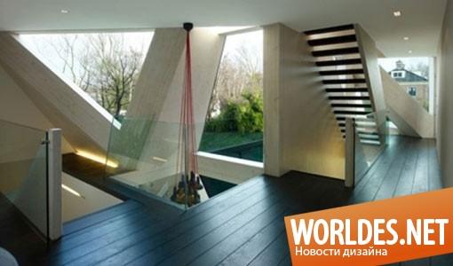 архитектурный дизайн, архитектурный дизайн дома, дизайн дома, дизайн замечательного дома, дом, архитектурный дизайн виллы, дизайн виллы, вилла, необычная вилла, современная вилла