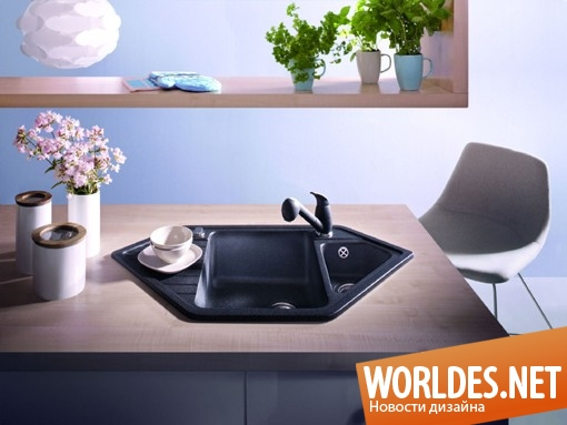 дизайн кухни, дизайн кухонь, дизайн раковины, дизайн раковины для кухни, раковина, кухонная раковина, раковина для кухни, как подобрать раковину для кухни, как выбрать раковину, современная раковина, практическая раковина, практичная раковина