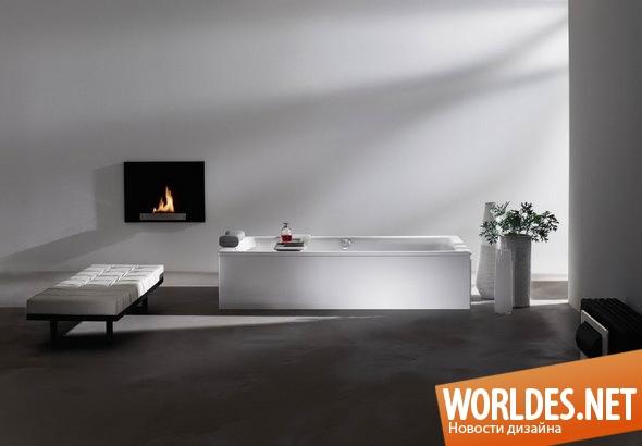 дизайн ванной комнаты, дизайн ванной, ванная, удобная ванна, современная ванна, комфортная ванна
