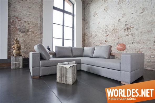 дизайн мебели, дизайн дивана, дизайн углового дивана, диван, мебель, мягкая мебель, угловой диван, практичный диван