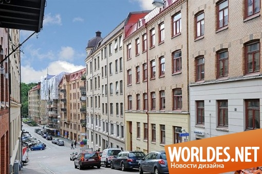 дизайн, дизайн интерьера, дизайн интерьера квартиры, дизайн квартиры, квартира, уютная квартира, уютная квартира в Гетеборге