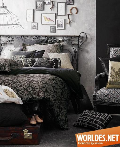 декоративный дизайн, декоративный дизайн постельного белья, дизайн постельного белья, постельное белье, современное постельное белье