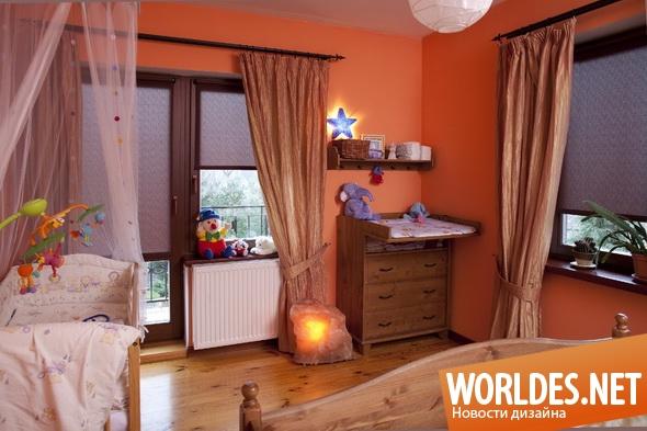 декоративный дизайн, декоративный дизайн штор, дизайн штор, шторы, жалюзи, жалюзи для детской комнаты, современные жалюзи