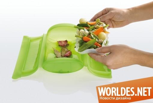 дизайн, дизайн аксессуаров, дизайн аксессуаров для кухни, жаропрочное блюдо, жаропрочное блюдо со вставкой фирмы Leuke