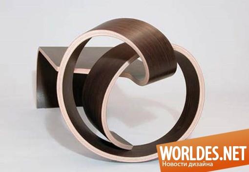 дизайн, дизайн мебели, дизайн стола, дизайн журнального стола, дизайн журнального столика, журнальный столик, журнальный столик «Why Knot»