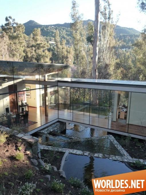 дизайн, архитектурный дизайн, дизайн дома, дизайн домика, дизайн здания, архитектура дома, дизайн особняка, дизайн красивого особняка, дизайн роскошного особняка, чилийский особняк, чилийский дом