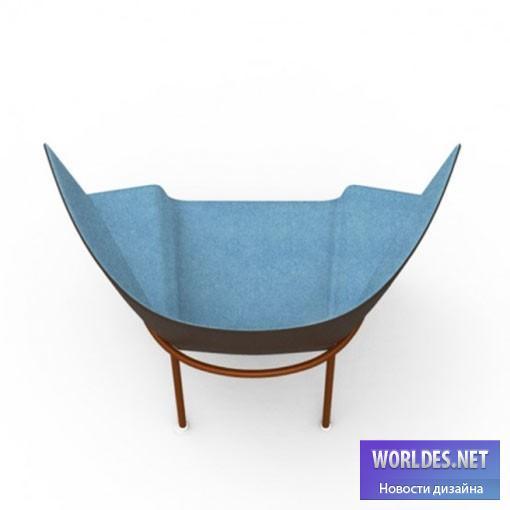 Кресло Капо - простота и элегантность