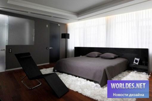 дизайн, дизайн интерьера, дизайн современного интерьера, дизайн интерьера дома, дизайн футуристического интерьера, футуристическая квартира